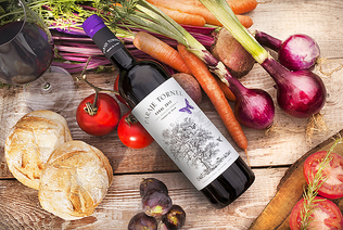 Paraje Tornel red wine